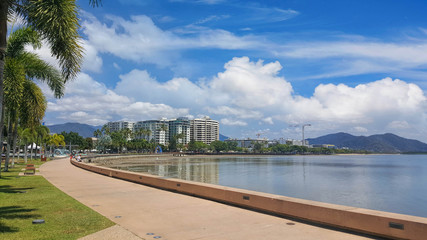 Australia tourist town of Cairns