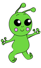 Alien For Halloween