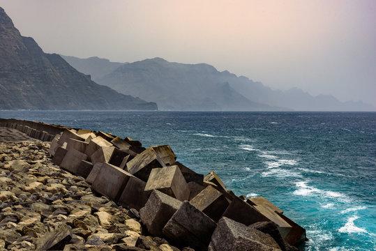 Mar y calima