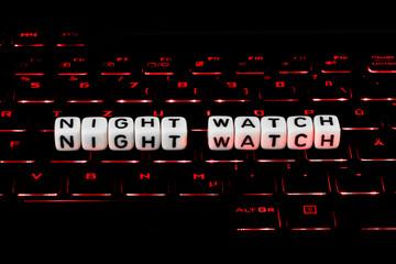 Night watch symbol