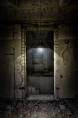 Doorway and light