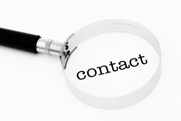 Searching for contact