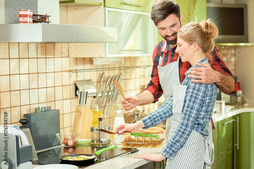 Image result for stock image woman eggs cooking