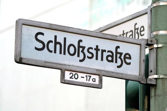 Schloßstraße / Schlossstraße Berlin