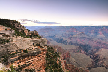 amazing views of grand canyon national park