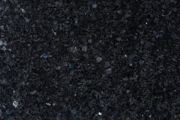 Canvas Prints Marble Texture of natural black labradorite stone.