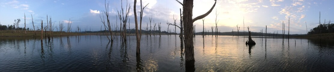 Lake Tinaroo Reservoir, Queensland Australia