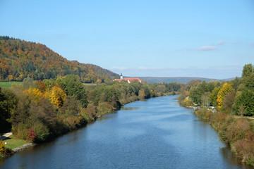 Main- Donau- Kanal im Herbst