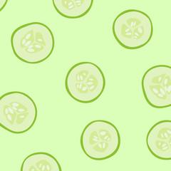 Cucumber pattern