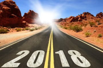 Road to New Year 2018