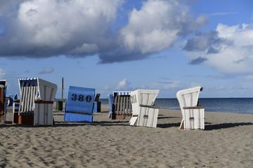 Strandkorb Ostsee