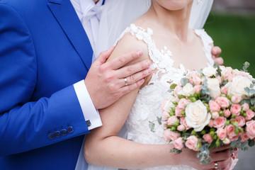 wedding ceremony wedding couple