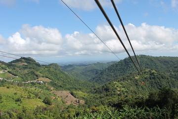 Adventure in Puerto Rico. Toro Verde