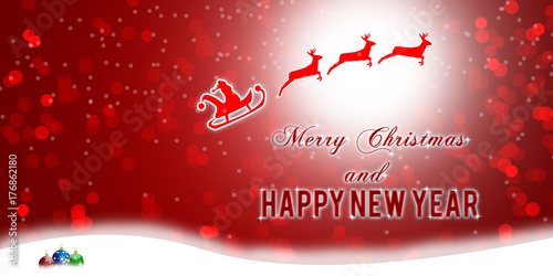 red christmas background wallpaper new year