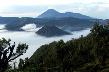 Sunrise at Mount Bromo, Java