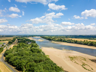 Loire River near Angers, France
