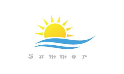 wave summer logo
