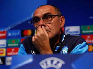 Champions League - Napoli Press Conference