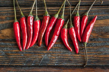 Red Thai Chili Pepper