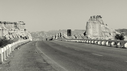 Makran coastal highway balochistan Pakistan