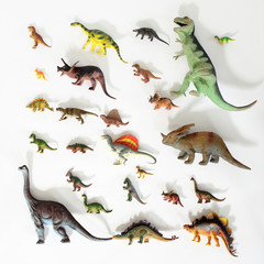 Dinosaur collection