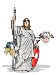 helvetia Switzerland