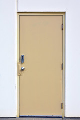 Industrial Steel Door