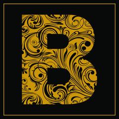 Pattern letter design
