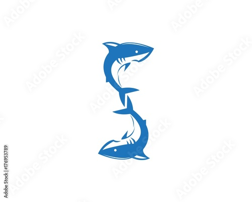 u0026quot  s letter shark logo template u0026quot  stock image and royalty