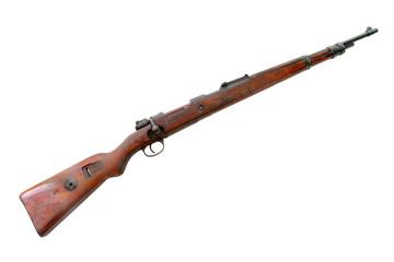 German carabine (short rifle) (Mauser Gewehr 98)
