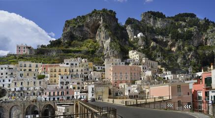 Amalfi Coast: Atrani, a little but very nice village.