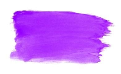 Lila gemalter Hintergrund mit Wasserfarbe