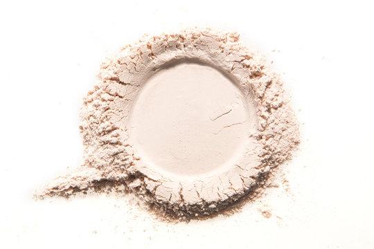 make up powder neutral skin color pink beige