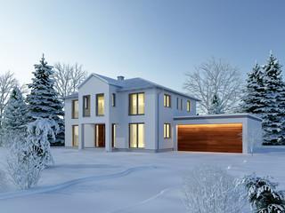Haus Klassik 2 Winter