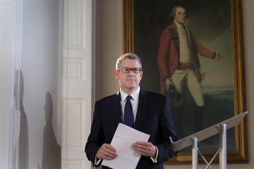 MI5 Director General Parker speech in London