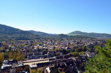 Freiburg im Breisgau im Herbst