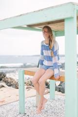 Woman portrait in the Seaside
