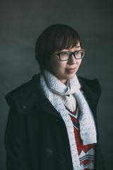 Chinese women profile photo
