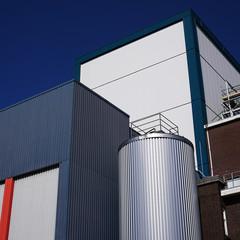 Factory building details