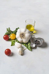 Italian Food Seasonings and Flavors