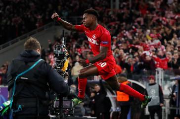 Champions League - Spartak Moscow vs Sevilla