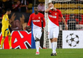 Champions League - AS Monaco vs Besiktas JK
