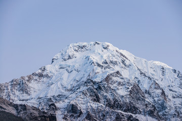 Annapurna Mt. in Nepal