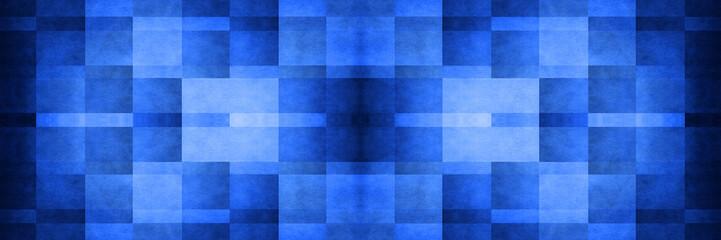 青の背景 バナー