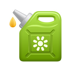 Bio fuel Canister - Novo Icons. A professional, realistic pixel-aligned icon.