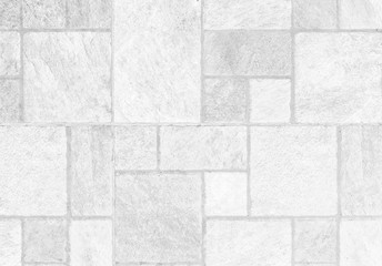 White or light grey brick texture