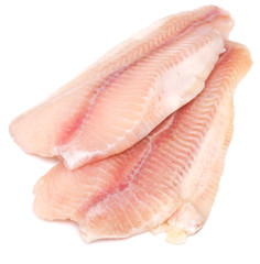 raw fish fillet