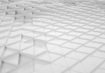 Hintergrund Dreiecke Halbtotale