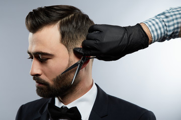 Barbershop concept