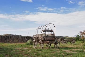 wild west wagon trading post Arizona United States